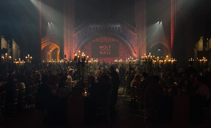 Wolf Hall Dinner At Liverpool Cathedral 2 Web